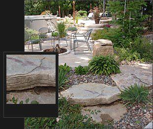 Landscape Stone Eden