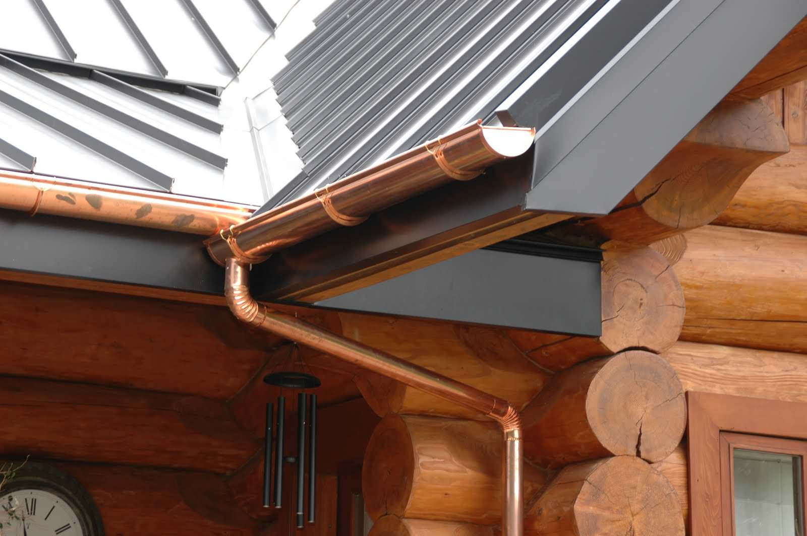 Glenview Il Copper Gutter Installation Experts A B