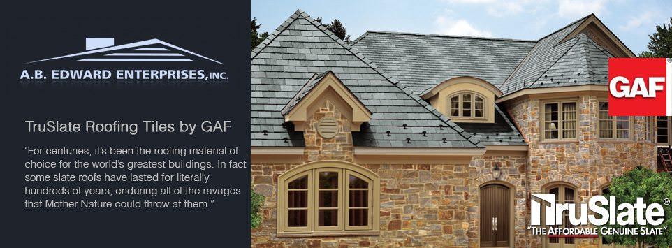 GAF-TruSlate-Roofing-Tiles
