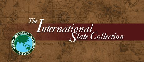 GAF International Slate Collection