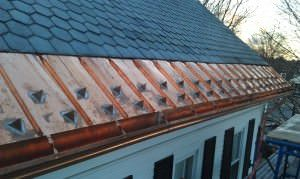 Lake Forest Slate Roofing Repair