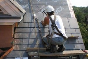 Lake Forest Slate Roofing Installation and Products