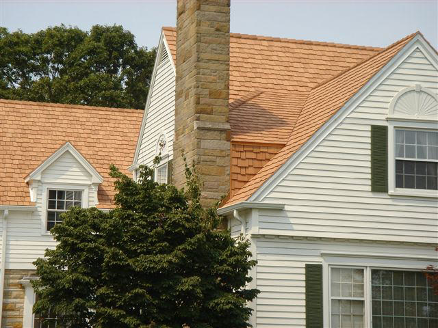 Covering homeowners with davinci roofing fireproof for Davinci shake shingles