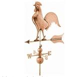 (#616) Jumbo Barn Rooster Weathervane