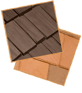 Limitless Synthetic Roofing Colors