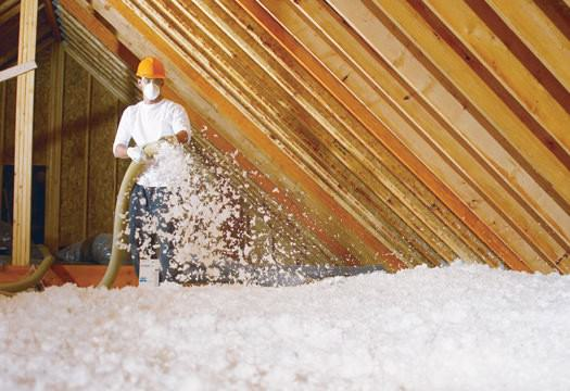 Blown In Attic Insulation Services