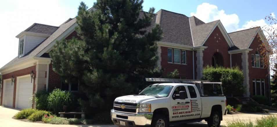 Roofing Services and Repair by A.B. Edward Ent. (847) 827-1605
