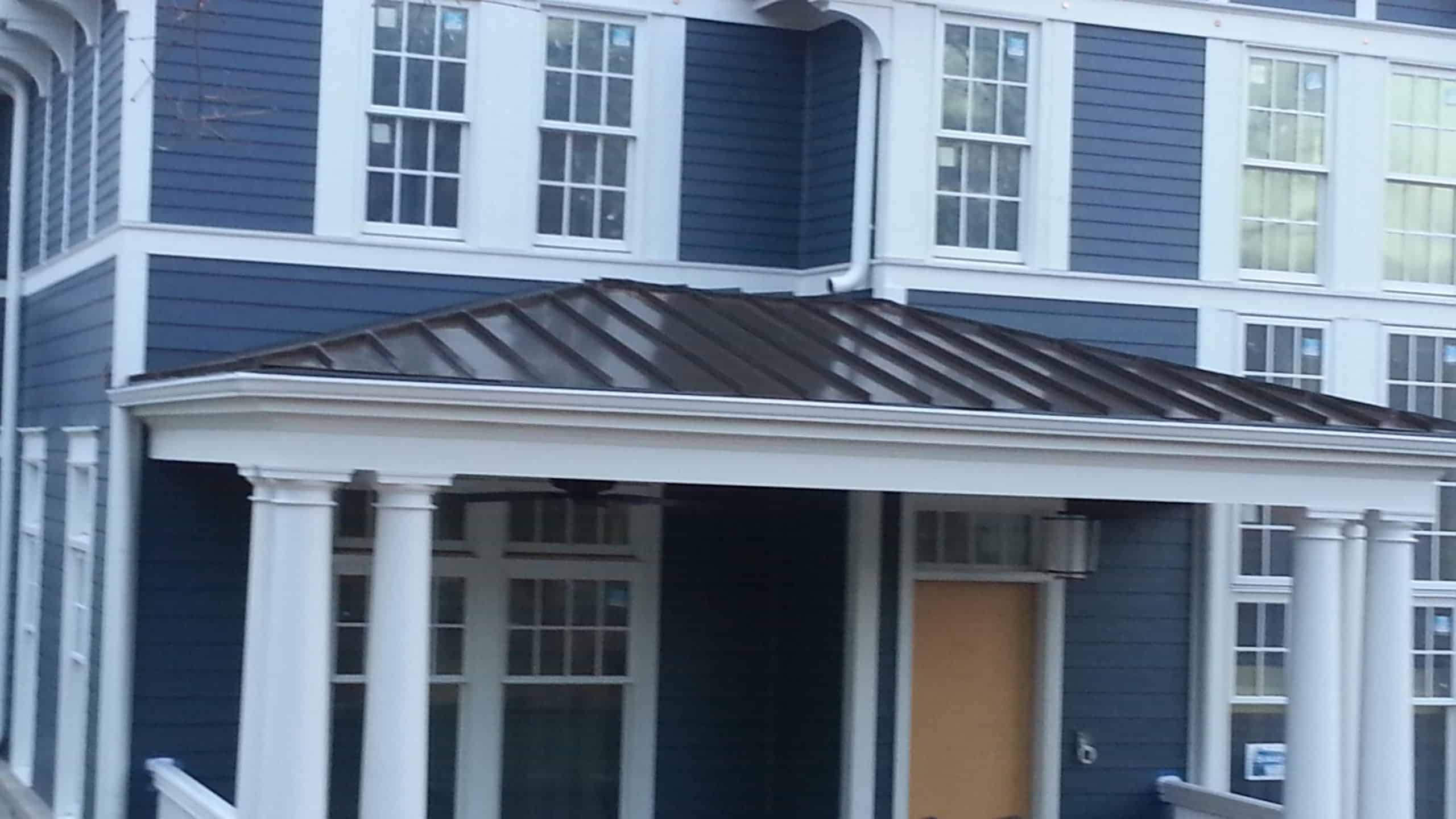 Standing Seam Metal Roof Project U2013 Chicago IL