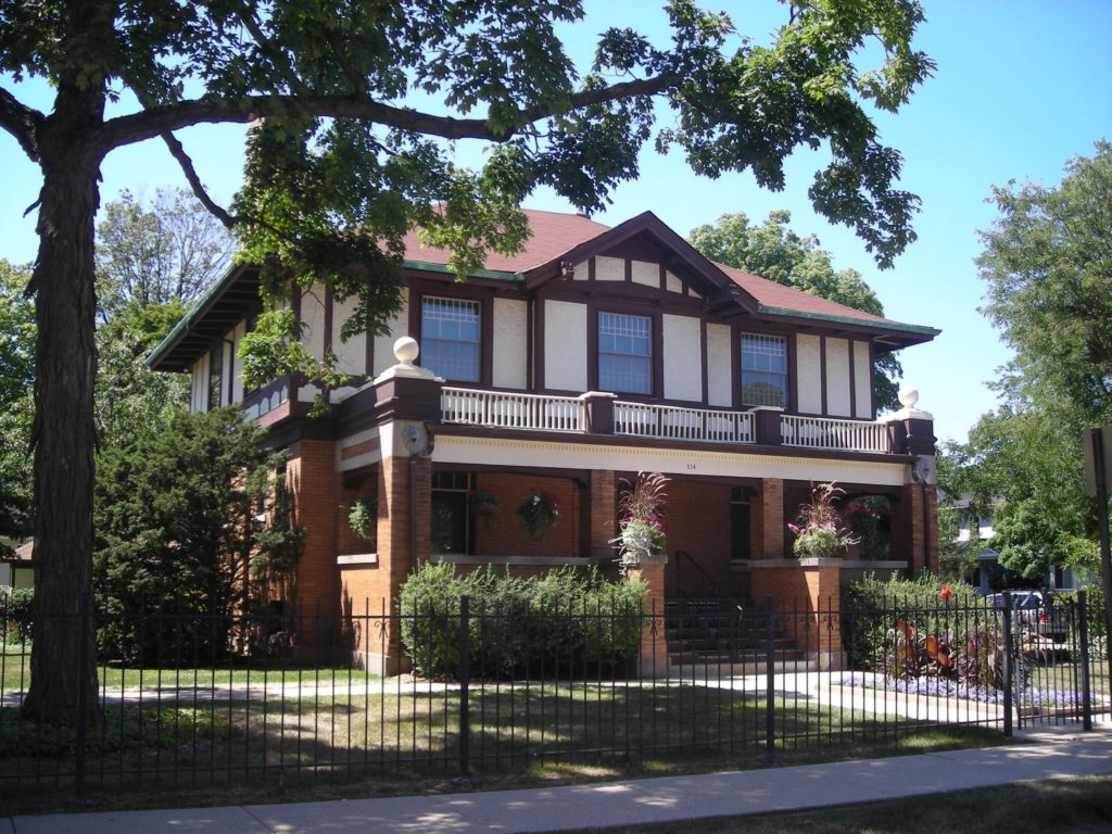 The Nathaniel Moore House is on the National Register of Historic Places.