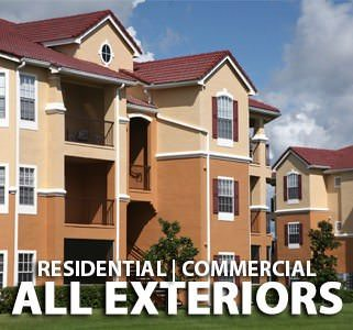 Redsidential Commercial All Exteriors Company