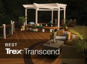 TRANSCEND® DECKING Outperforms, outlasts, outdecks all others