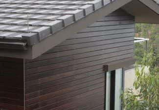 Bamboo RainClad Siding