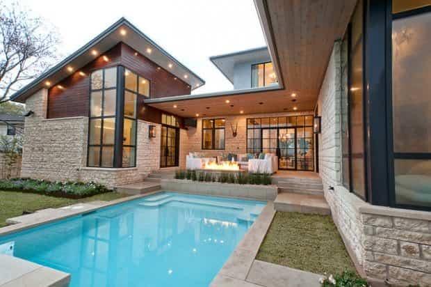 18 Amazing Contemporary Home Exterior Design Ideas