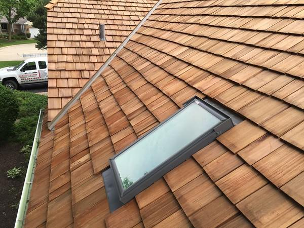 Benefits of a Cedar Shake Roof