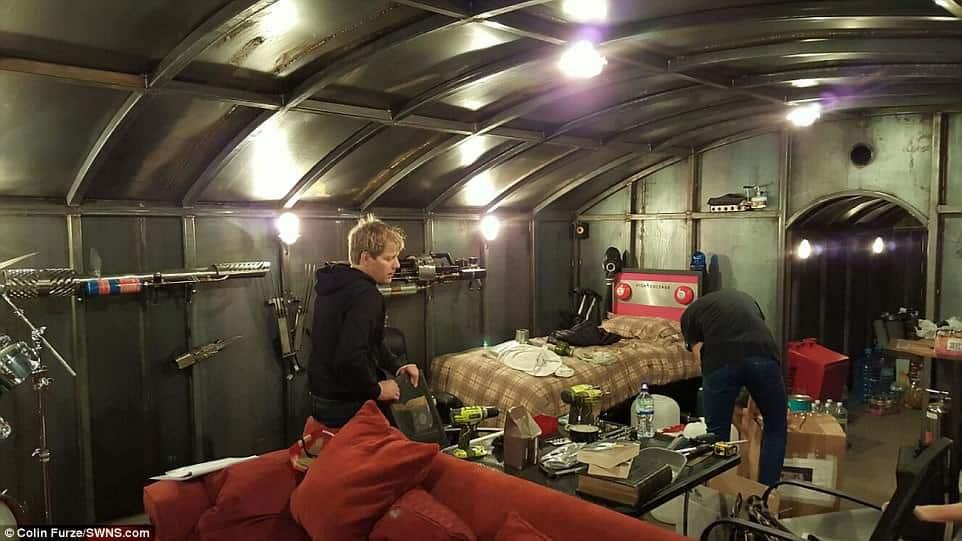 Man Cave Bunker
