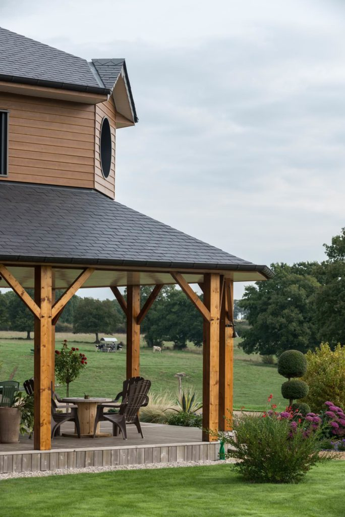 CUPA Natural Slate Roofing