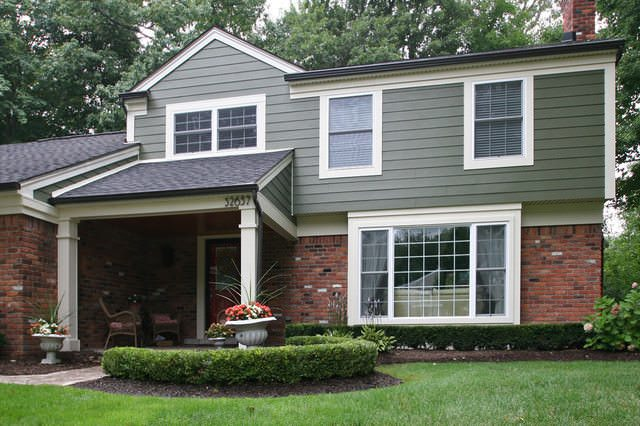James Hardie Siding Chicago - Mountain Sage