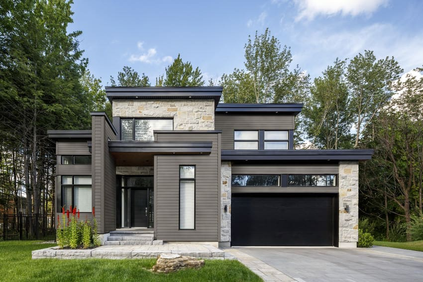 3 Contemporary Homes with Big Style - James Hardie Siding