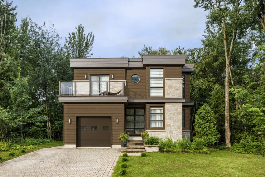 3 Contemporary Homes With Big Style James Hardie Siding
