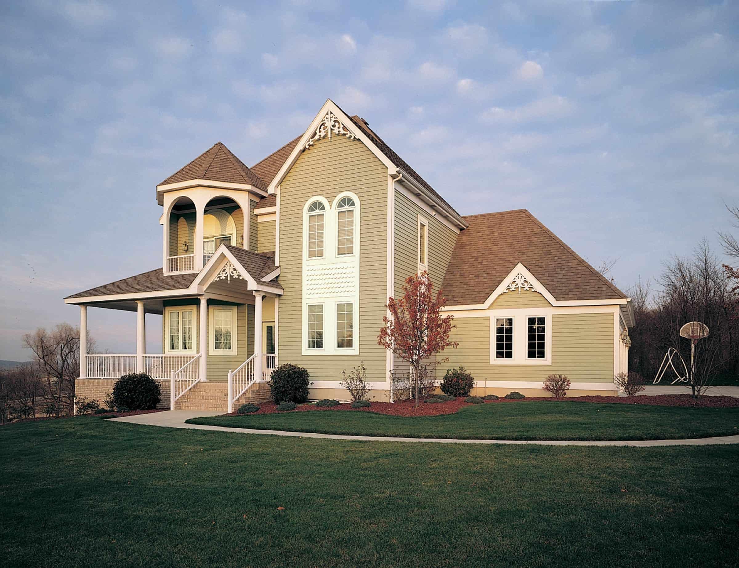 Exterior: Mastic Home Exteriors And Siding ProductsA.B. Edward