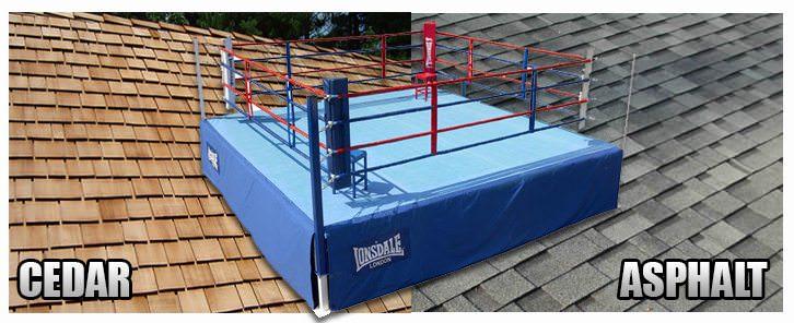 Cedar Roofing Vs. Asphalt Roofing