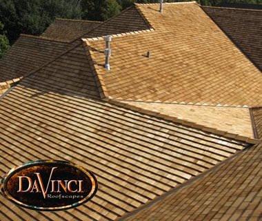 DaVinci Cedar Shake Roofing