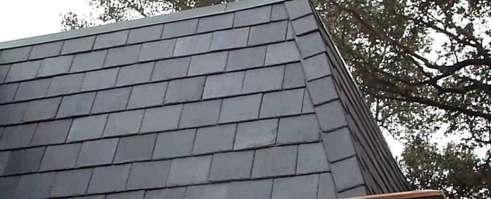 GAF TruSlate Roofing Tiles