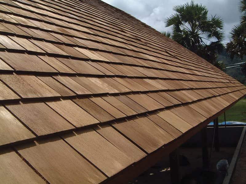 Shingle roofing for Davinci shake roof reviews
