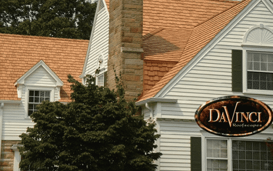 Davinci roofing products for Davinci slate roof reviews