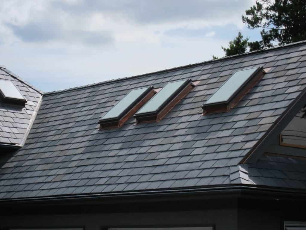 Lake forest slate roof repair replacement installation for Davinci slate roof reviews