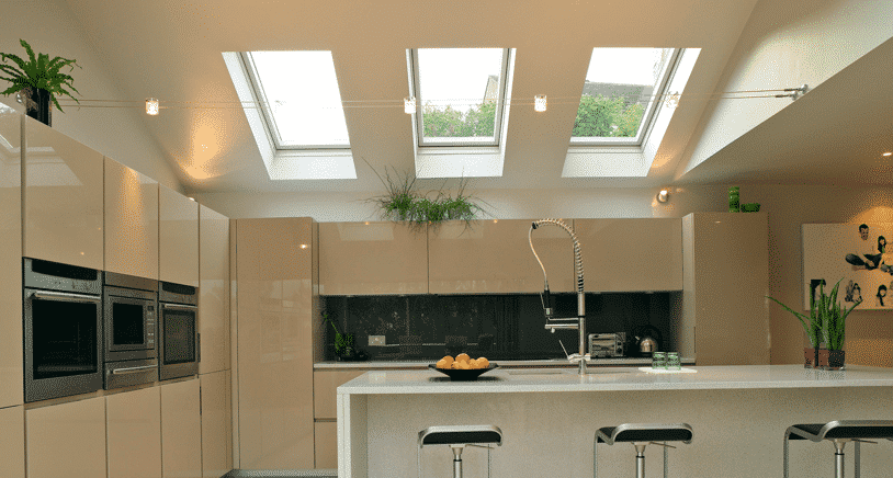 Velux Skylights Sun Tunnels Roof Windows Amp Blinds