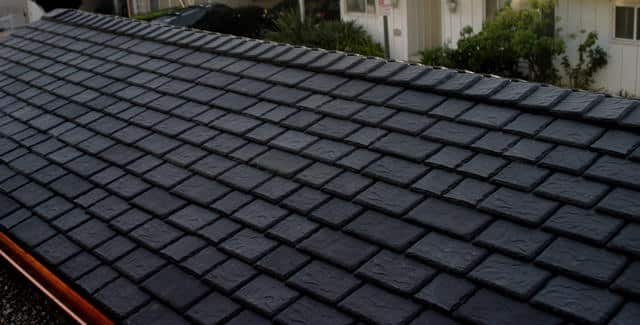 Slate Tile Roof Installation In Glenview By A B Edward