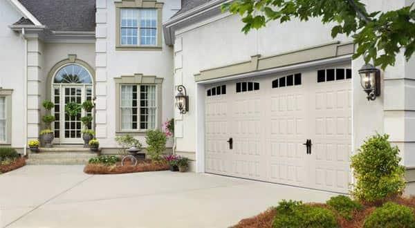 Oak Summit Garage Door Series