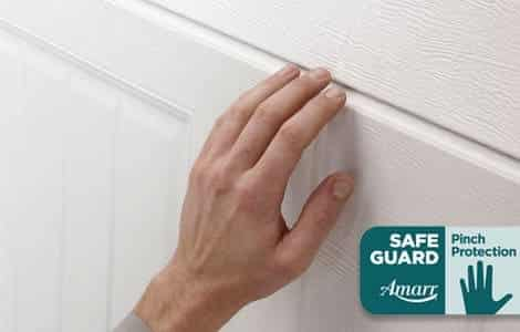 Safe Guard Pinch Protection