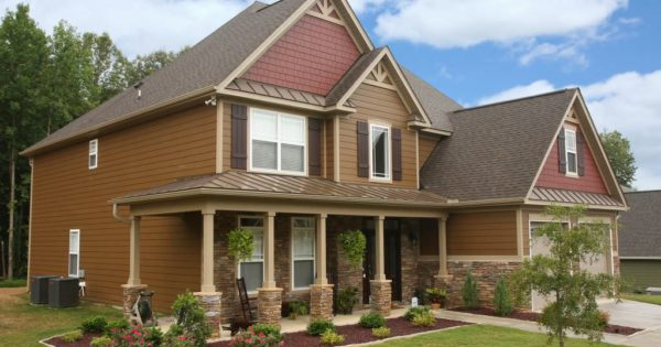 James Hardie Siding Contractor Fiber Cement Siding And