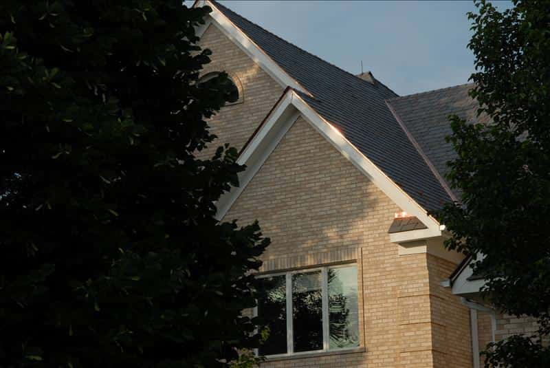 Davinci slate roofing installation for Davinci roofing products