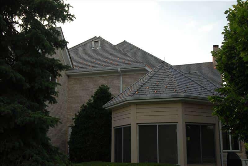 Davinci Slate Roofing Installationabedward