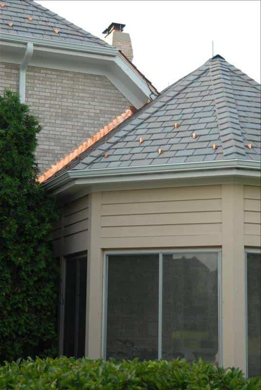 Davinci slate roofing installationabedward Davinci roofing products