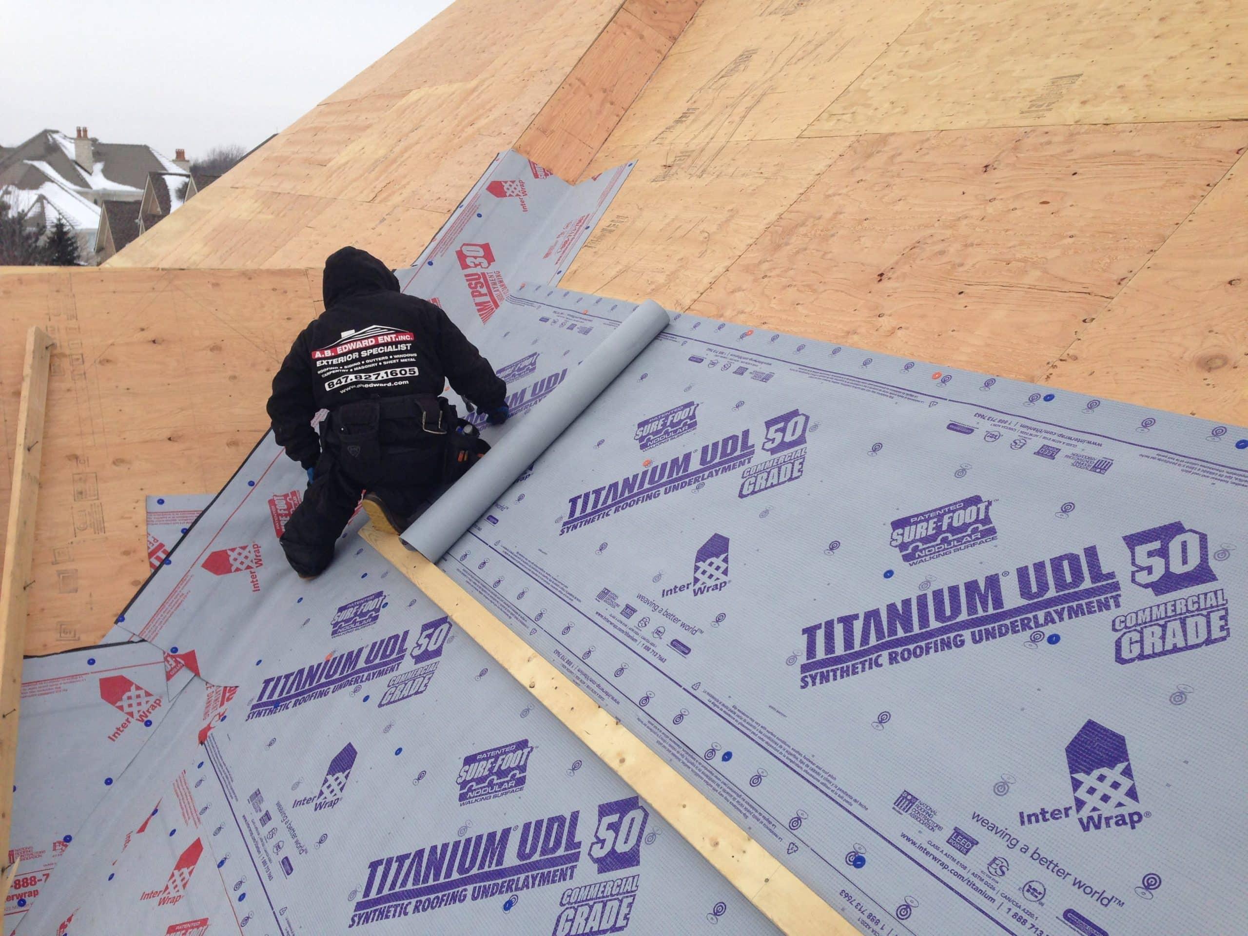Marvelous Interwrap Titanium Roofing Products By A.B. Edward Enterprises, Inc.