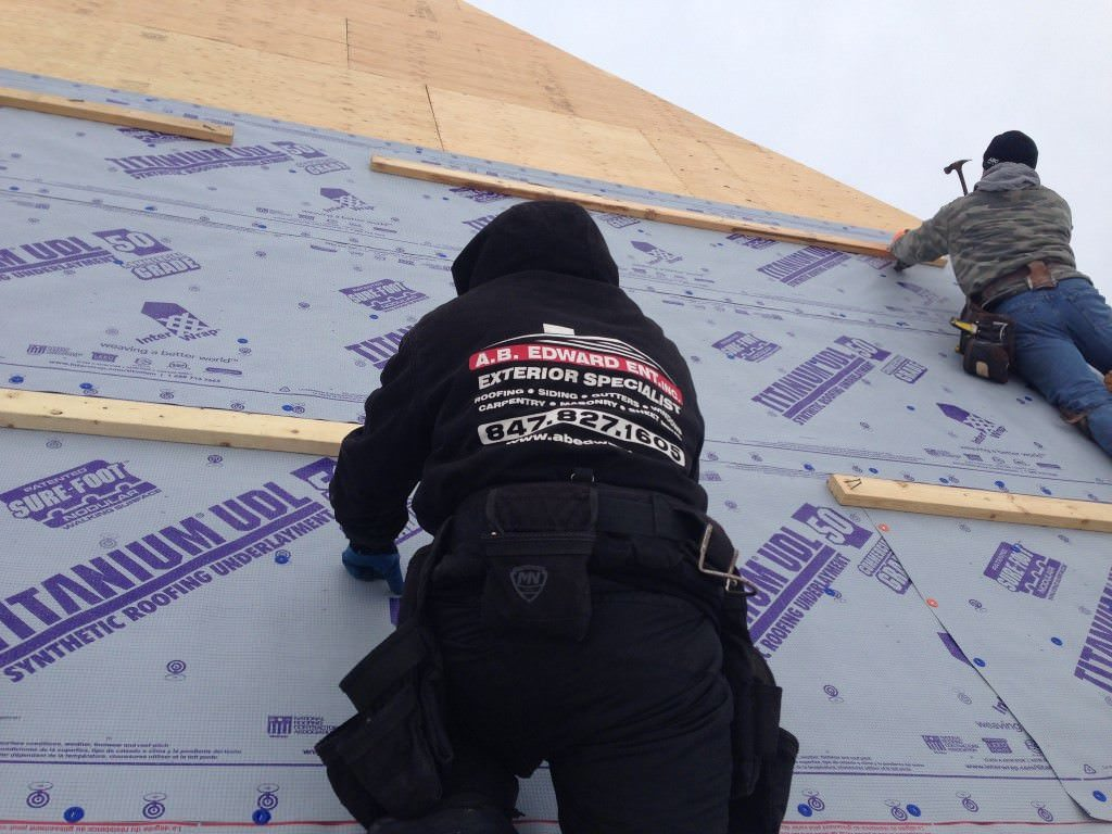Rhinoroof Synthetic Roofing Underlayment Roofing