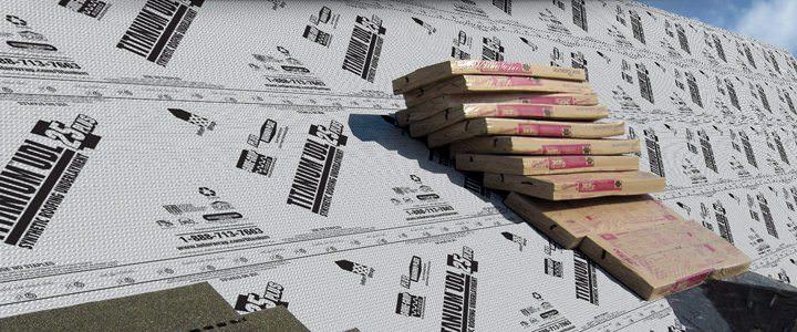 Interwrap Titanium Udl 25 Plus Roofing Underlayment
