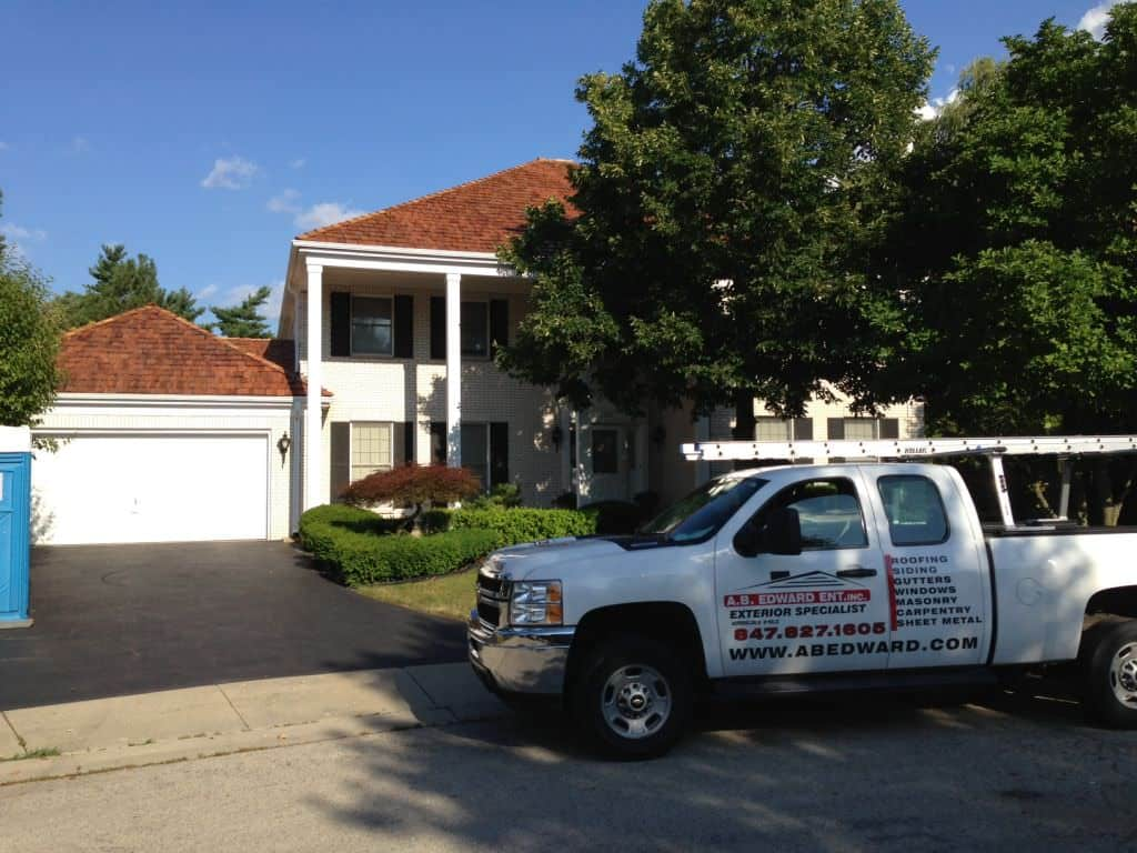 Cedar Roofing Services - Glenview IL & Roofing Replacement Repair and Installation Contractor - A.B. Edward memphite.com