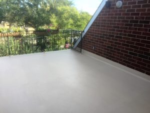 GacoRoof 100% Silicone Roof Coating creates a seamless membrane to seal and repair existing roofs and permanently protect against leaks, permanent ponding water and the damaging effects of severe weather. GacoRoof is available in several colors to enhance the aesthetics of any roof. Ideal for use on flat and sloped roofs including, but not limited to, large and small buildings, homes, garages and patio covers, sheds and barns, mobile homes, RVs and more.