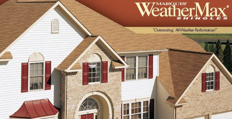Residential Products > Shingles > 3 Tab > Marquis WeatherMax