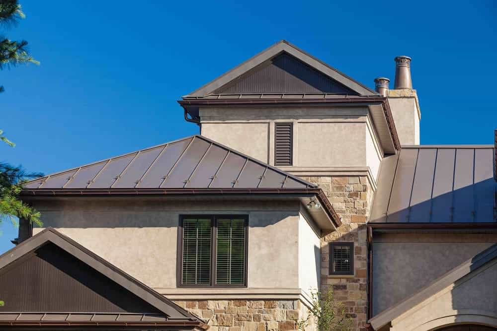 Traditional Metal Roof Panels