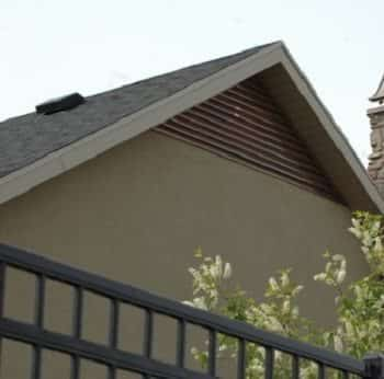 Wall Louvers Roof Amp Soffit Vents A B Edward