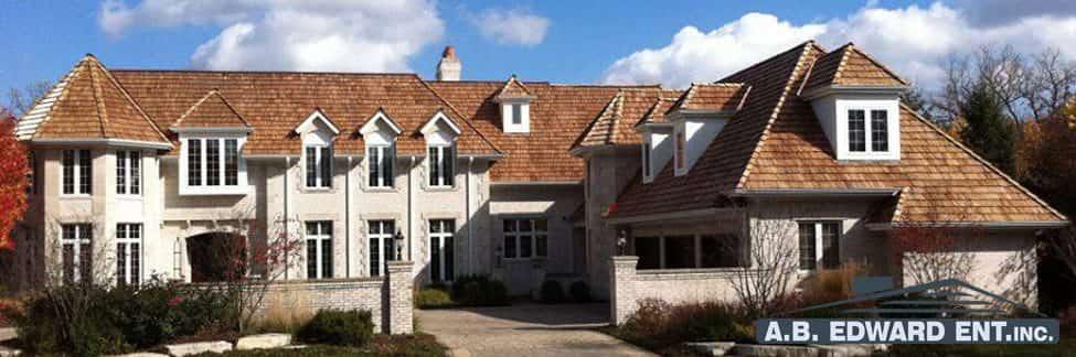 Cedar Roofing Experts: (847) 827-1605