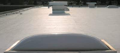 TPO Roofing - Smooth