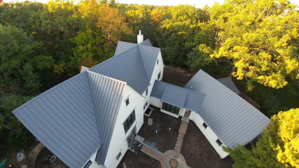Sheet Metal Roofing Services Chicago