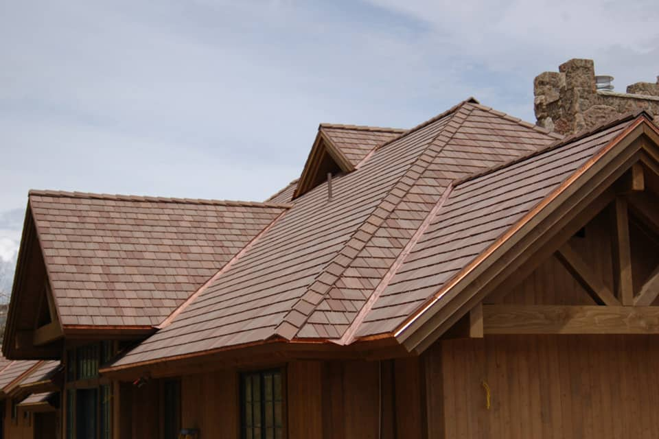 Synthetic Cedar Shake Roofing Installer Wheeling Il